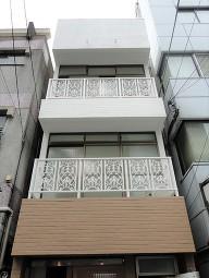 江東区古石場1丁目 倉庫